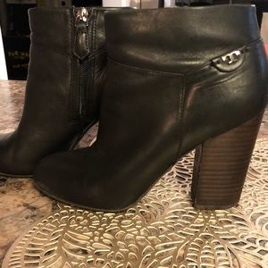 Tory Burch Ankle booties.